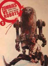 喪尸大戰機器人