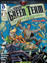 新52綠色小隊:少年富翁