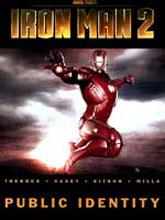 鋼鐵俠2電影前奏:公眾身份