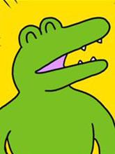 100天后死去的鱷魚