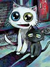 黑貓小小的一生